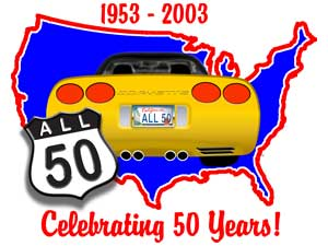 ALL50 - The All-time Great Road Trip!